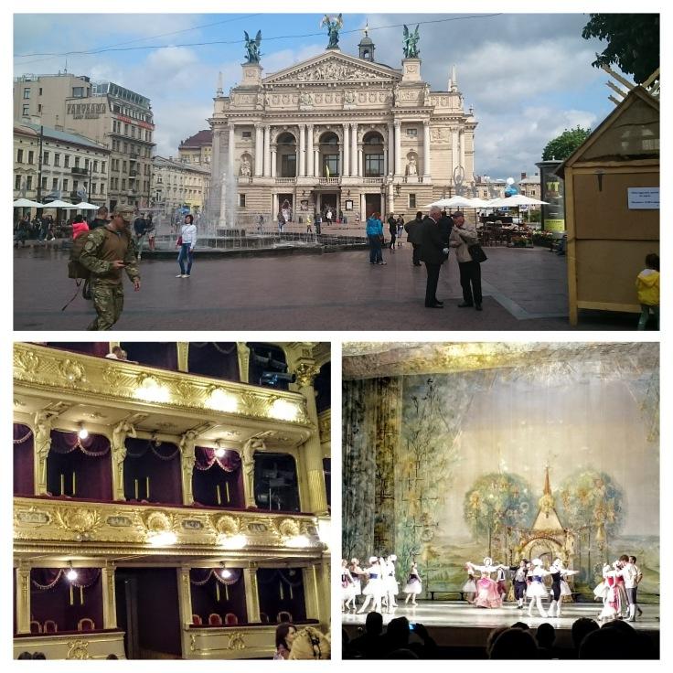 lviv montage opéra