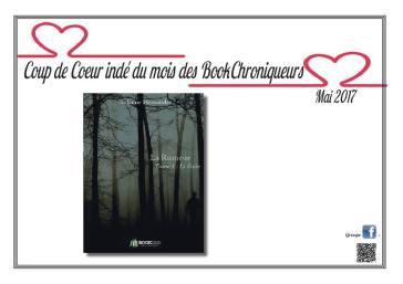 Coup de coeur des Bookchroniqueurs