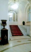 Hall de l'Ambassade