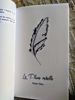 La Plume rebelle, Pierre Thiry