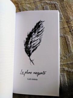 La plume manquante, Loli Artesia