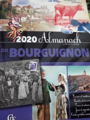 Almanach 2020 du Bourguignon