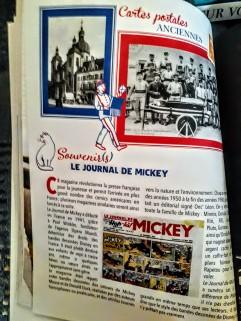 Focus sur le journal de Mickey